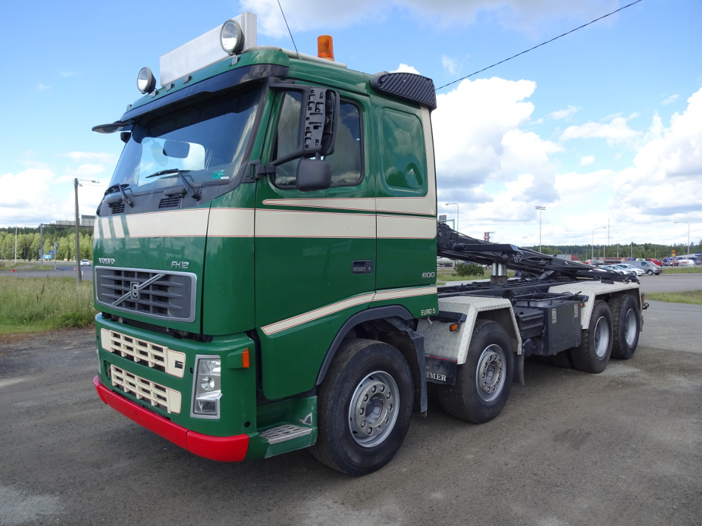 VOLVO FH500 8×4